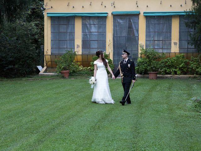 Il matrimonio di Gianluca e Agnese a Crespellano, Bologna 87