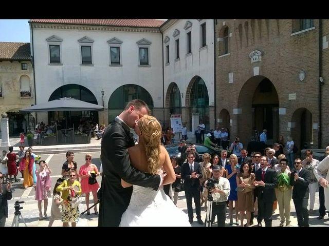 Il matrimonio di Stefania e Davide a Oderzo, Treviso 2