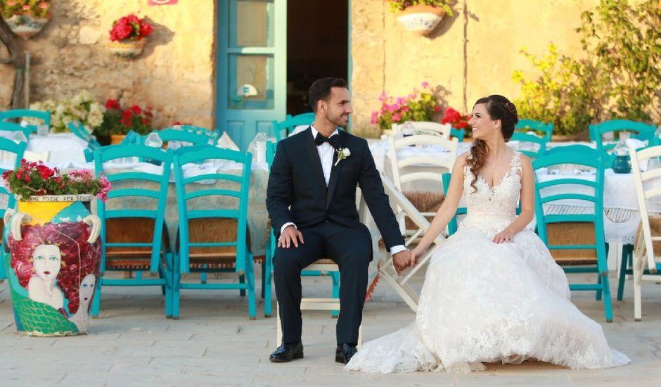 Il matrimonio di Fabio e Federica a Siracusa, Siracusa