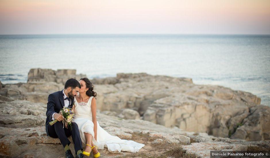 Il matrimonio di Andrea e Cecilia a Santa Cesarea Terme, Lecce