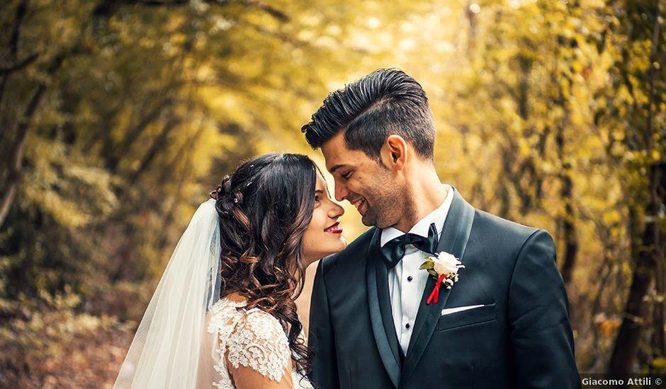 Il matrimonio di Luca e Valentina a Tolentino, Macerata