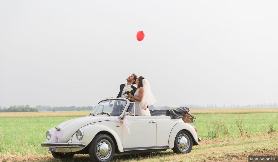 Il matrimonio di Mattia e Elisa a Ferrara, Ferrara