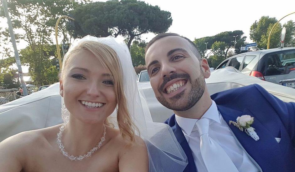 Il matrimonio di Luca e Olga  a Roma, Roma