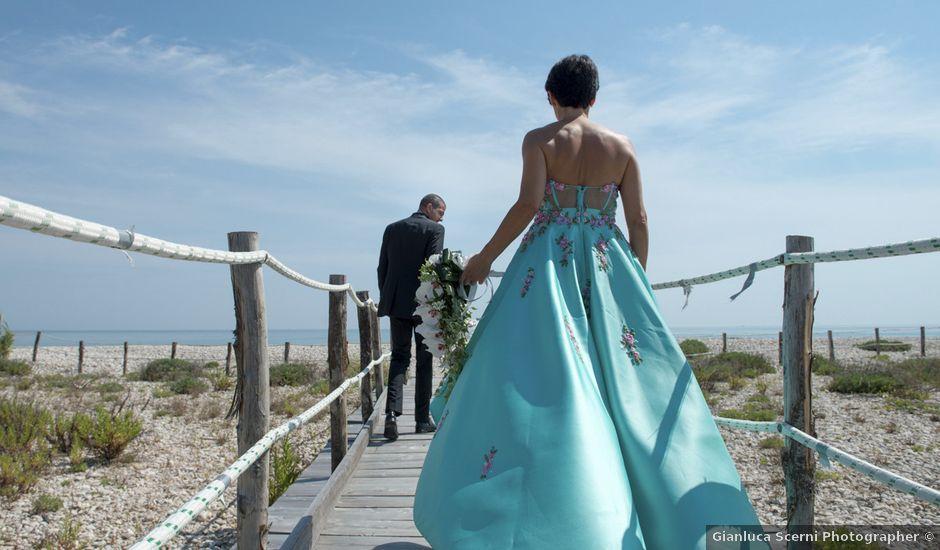 Il matrimonio di Pierluigi e Antonella a Vasto, Chieti