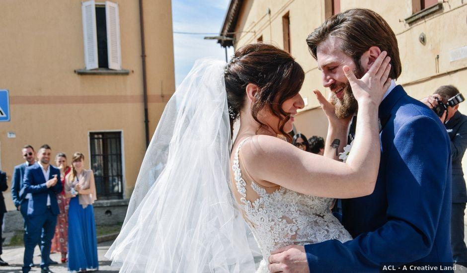 Il matrimonio di Daniele e Elisa a Comezzano-Cizzago, Brescia