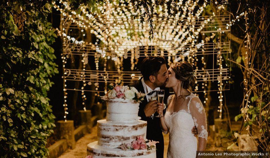 Il matrimonio di Alberto e Valentina a Nardò, Lecce