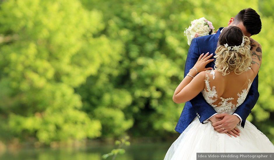 Il matrimonio di Damiano e Chaiana a Povegliano Veronese, Verona