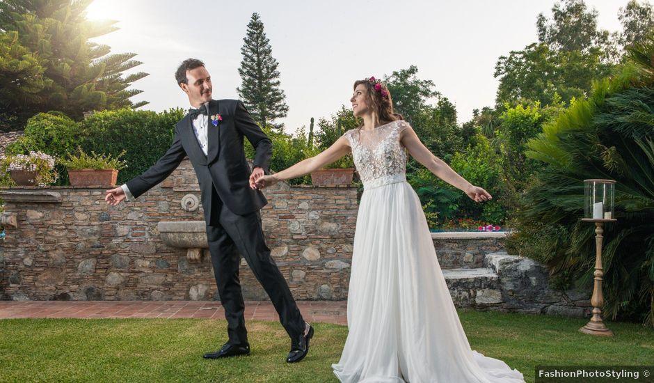 Il matrimonio di Fabio e Alessia a Reggio di Calabria, Reggio Calabria