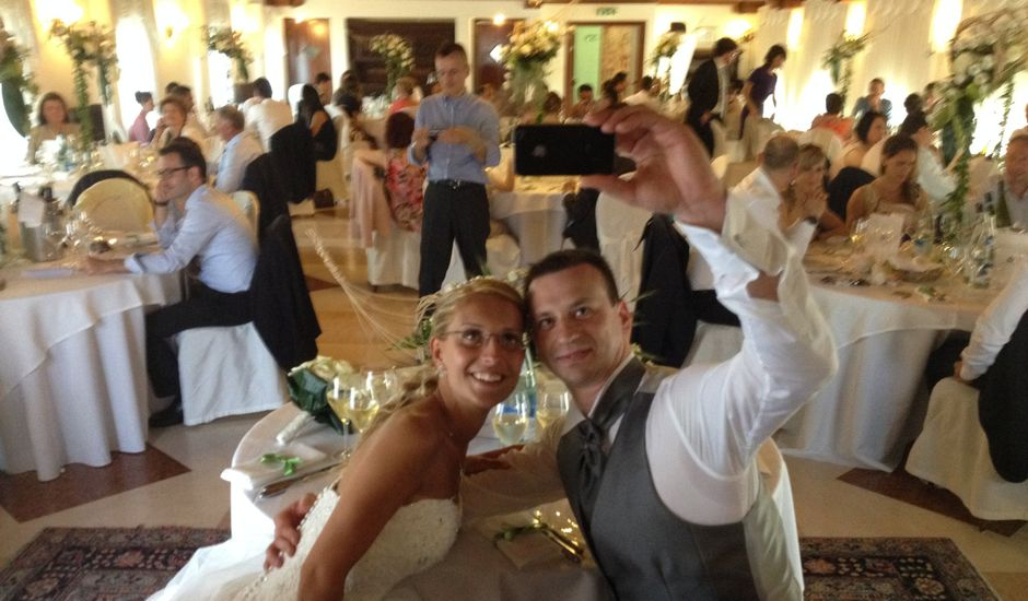 Il matrimonio di Stefania e Davide a Oderzo, Treviso