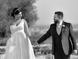 Le nozze di Mariella e Giuseppe