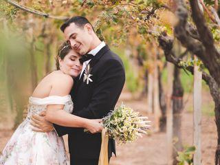Le nozze di Stefano e Magaly