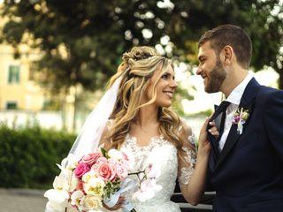 Le nozze di Federica e Damiano