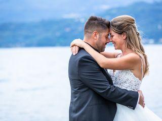 Le nozze di Francesco e Sabrina