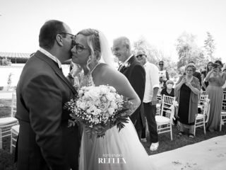Le nozze di Sara e Monfroni