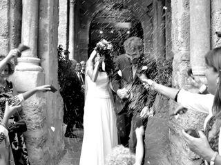 Le nozze di Sonia e Nino