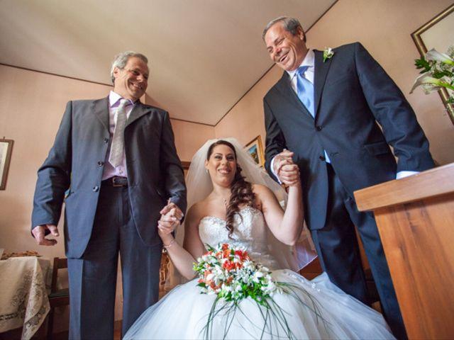 Il matrimonio di Barbara e Francesco a Roma, Roma 24