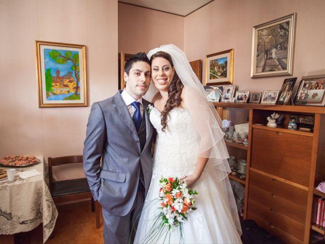 Il matrimonio di Barbara e Francesco a Roma, Roma 26