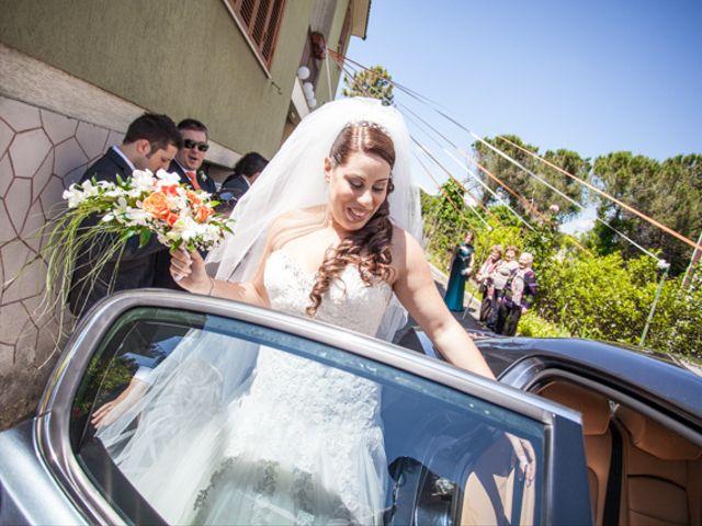 Il matrimonio di Barbara e Francesco a Roma, Roma 31