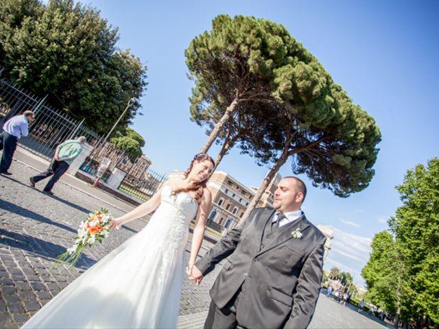 Il matrimonio di Barbara e Francesco a Roma, Roma 37