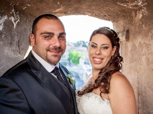 Il matrimonio di Barbara e Francesco a Roma, Roma 2