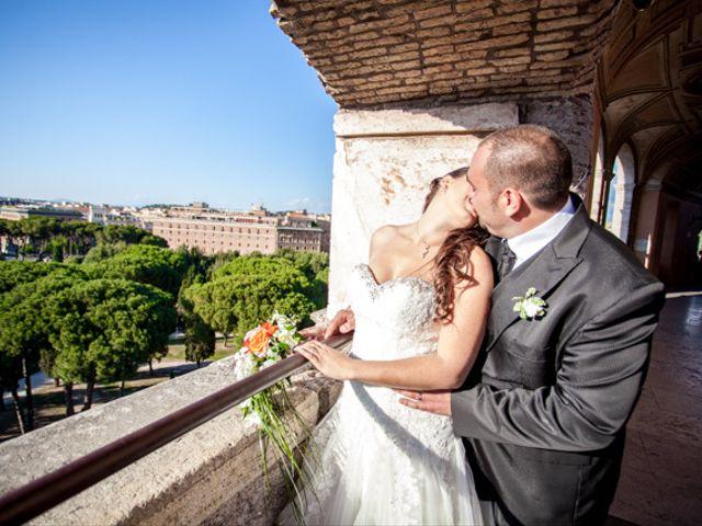 Il matrimonio di Barbara e Francesco a Roma, Roma 38