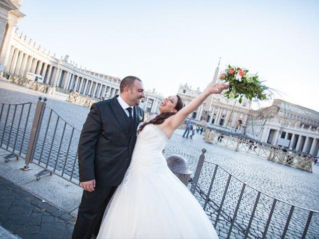 Il matrimonio di Barbara e Francesco a Roma, Roma 41