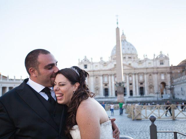 Il matrimonio di Barbara e Francesco a Roma, Roma 42