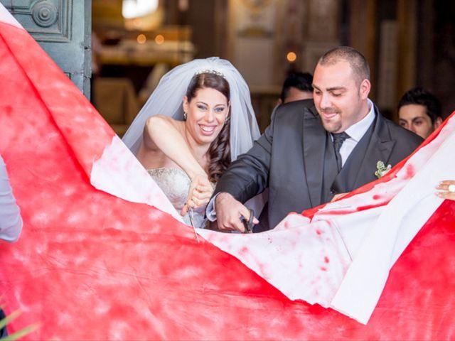Il matrimonio di Barbara e Francesco a Roma, Roma 55