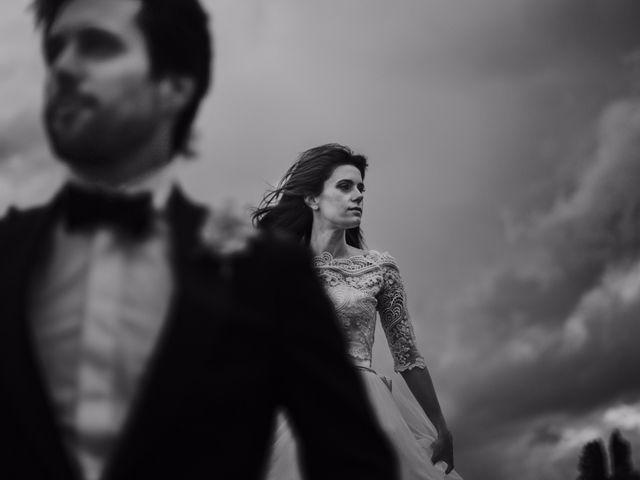 le nozze di Irene e Yari