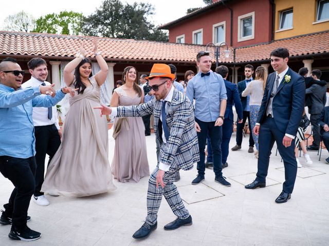 Il matrimonio di Simone e Susanna a Pesaro, Pesaro - Urbino 37