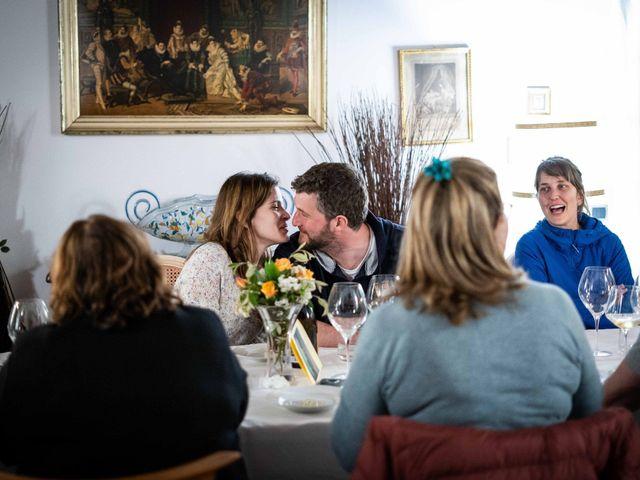Il matrimonio di Sergio e Maria a Montepulciano, Siena 9