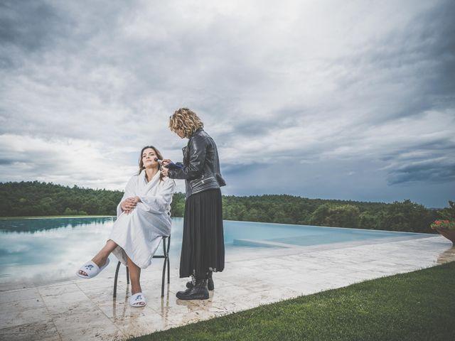 Il matrimonio di Sergio e Maria a Montepulciano, Siena 26