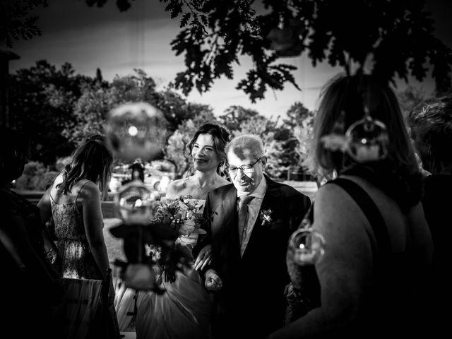Il matrimonio di Sergio e Maria a Montepulciano, Siena 34