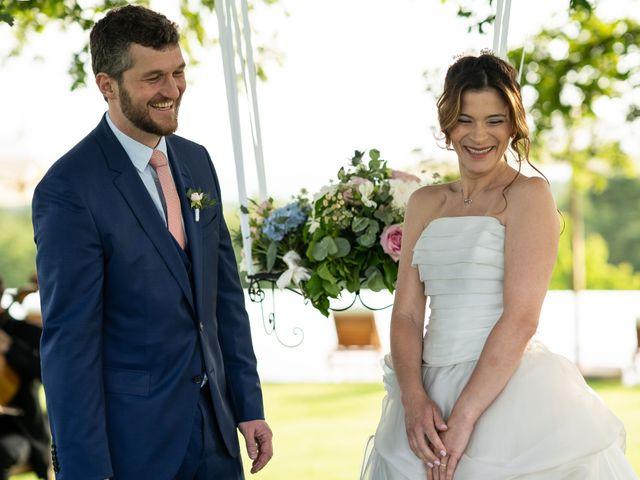Il matrimonio di Sergio e Maria a Montepulciano, Siena 35