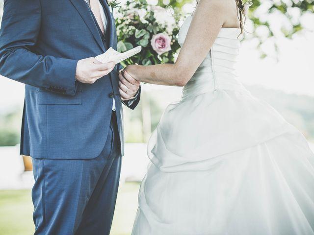 Il matrimonio di Sergio e Maria a Montepulciano, Siena 39