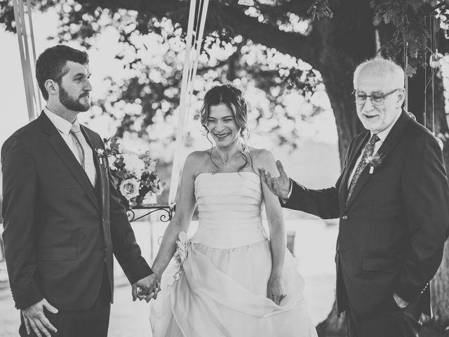 Il matrimonio di Sergio e Maria a Montepulciano, Siena 43