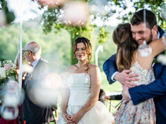 Il matrimonio di Sergio e Maria a Montepulciano, Siena 44