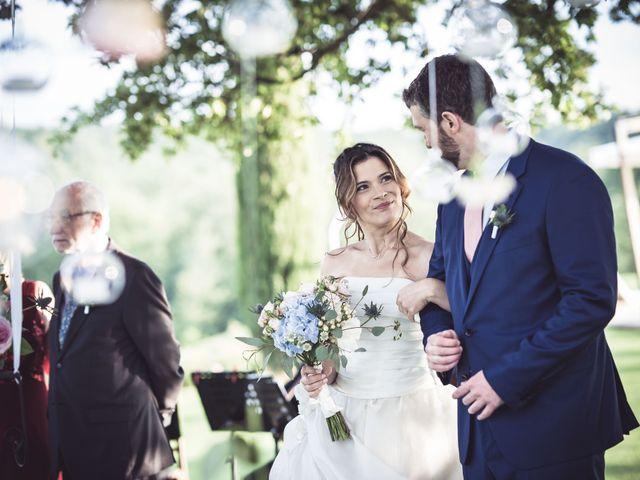 Il matrimonio di Sergio e Maria a Montepulciano, Siena 45