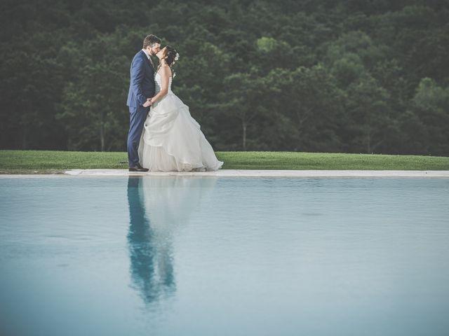 Il matrimonio di Sergio e Maria a Montepulciano, Siena 49