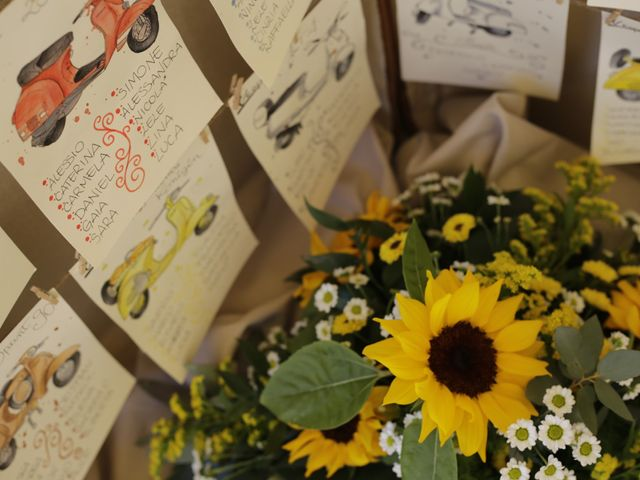 Il matrimonio di Francesca e Lorenzo a Portoferraio, Livorno 9