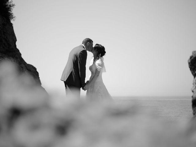 Il matrimonio di Francesca e Lorenzo a Portoferraio, Livorno 40
