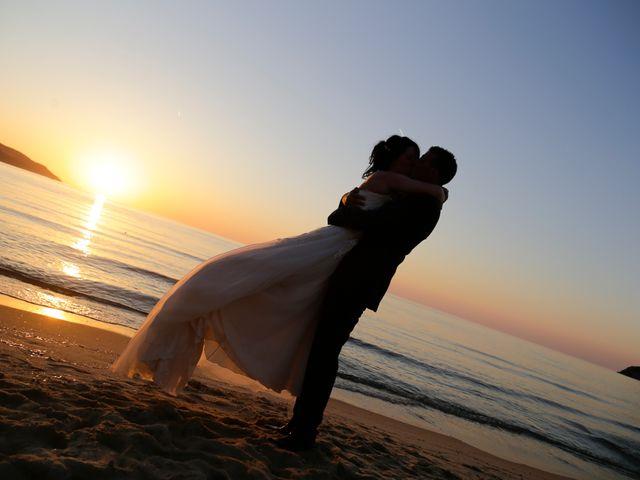 Il matrimonio di Francesca e Lorenzo a Portoferraio, Livorno 38