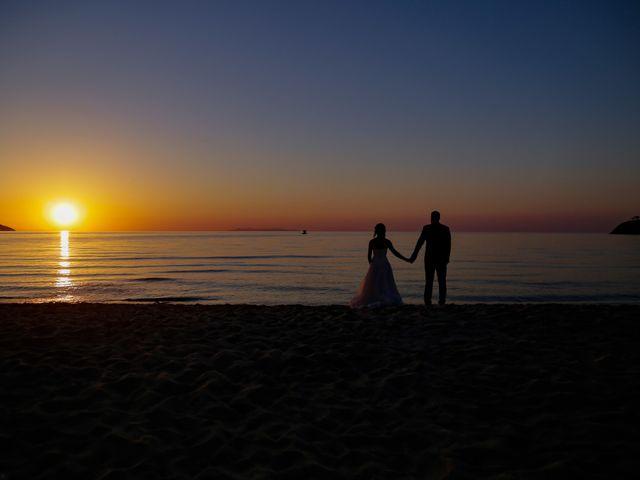 Il matrimonio di Francesca e Lorenzo a Portoferraio, Livorno 37