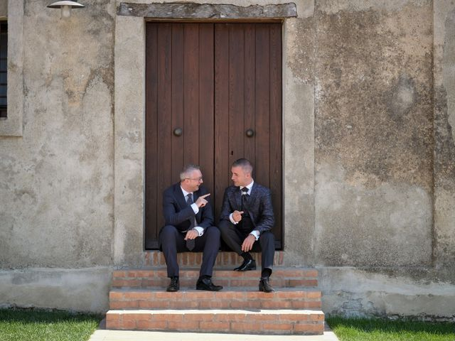 Il matrimonio di Nicola e Angela a Cirò Marina, Crotone 5