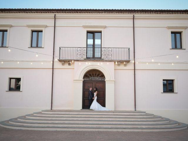 Il matrimonio di Nicola e Angela a Cirò Marina, Crotone 33