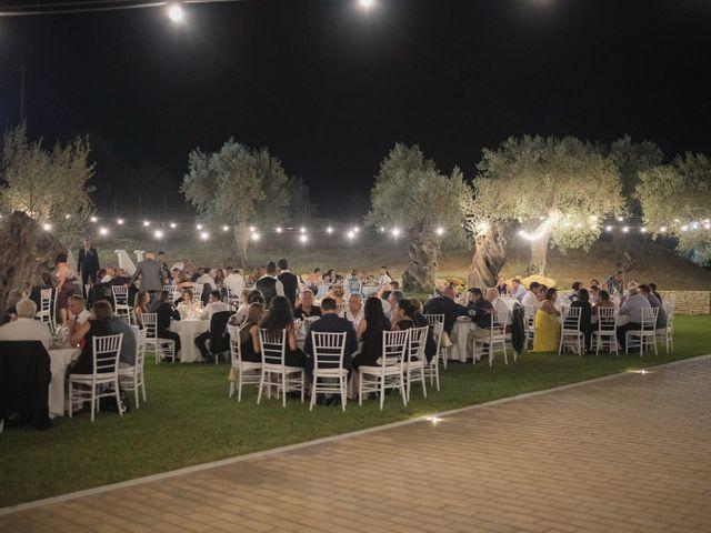 Il matrimonio di Nicola e Angela a Cirò Marina, Crotone 48
