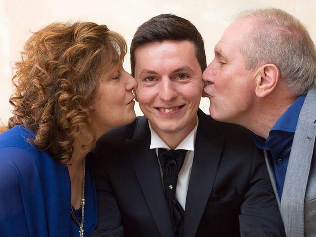 Il matrimonio di Daniele e Alice a Castenedolo, Brescia 22