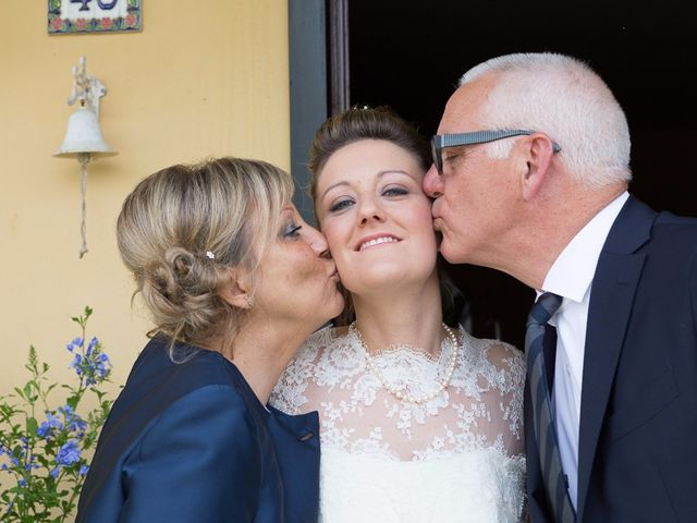 Il matrimonio di Daniele e Alice a Castenedolo, Brescia 38