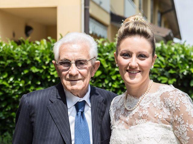 Il matrimonio di Daniele e Alice a Castenedolo, Brescia 40