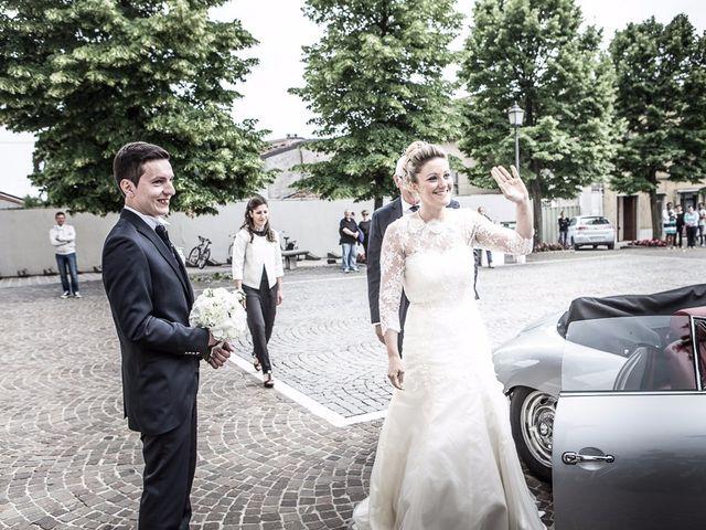 Il matrimonio di Daniele e Alice a Castenedolo, Brescia 46